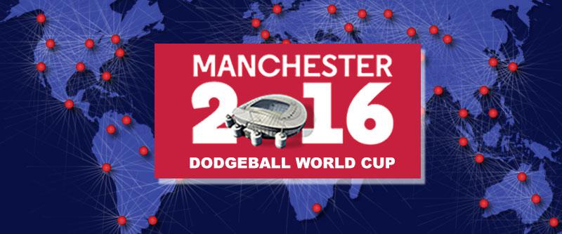 Manchester 2016  Dodgeball World Cup